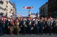 Наши ветераны, День Победы, С-Петербург, Россия